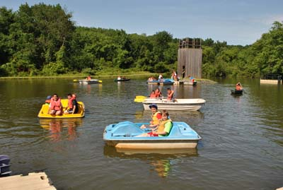 boating summer camps