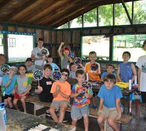 summer camp clubs