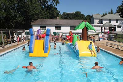 water park camps