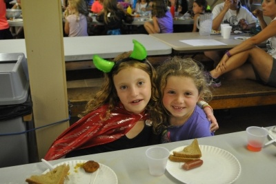 Chester County Day Camp Lunch
