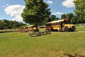 Summer Camp door to door transportation