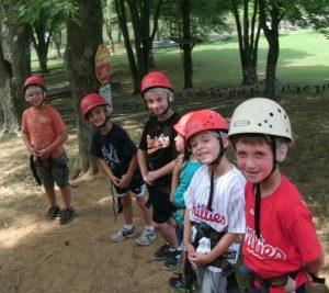 climbing summer camps