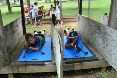 shooting summer camps