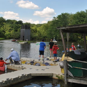 boating and fishing summer camps