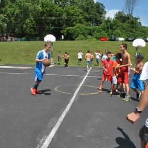 Basketball Summer camps