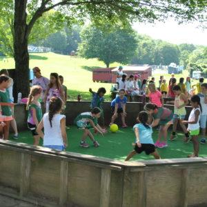 summer camp ga ga
