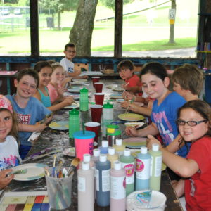 arts and crafts summer camps
