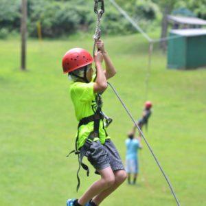 zip line adventures camps