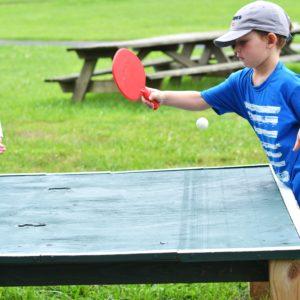 Ping Pong Summer Camp