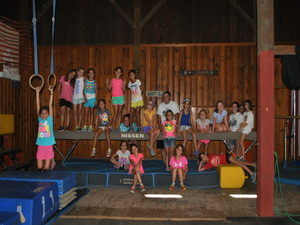 Chester County Gymnastics Camps