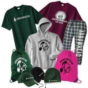 arrowhead day camp store