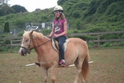 horseback riding summer camps